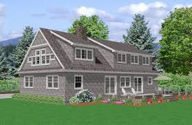 architectures cape style house plans waterfront cape style house