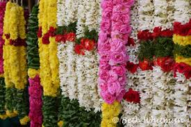 indian wedding flower garland the cultural heritage of india sacred poo maalai wedding
