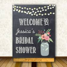bridal shower signs bridal shower welcome sign products on wanelo