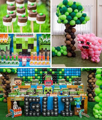 minecraft balloons image result for minecraft balloon party win bday