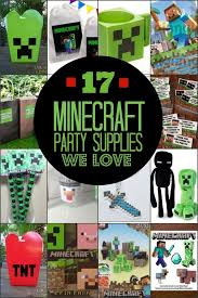 inecraft ticket invitation minecraft birthday party diy