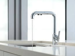 kohler faucets kitchen sink kohler sink faucets kitchen purist kitchen faucet from purist