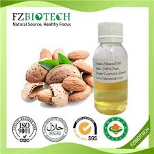 Minyak Almond gmp pabrik murni dingin ditekan organik minyak almond manis minyak