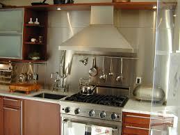 Stainless Steel Backsplash Sheet Of Stainless Steel by Kitchen Backsplash Pressed Tin Backsplash Brick Backsplash