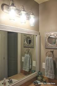 comely vintage bathroom lighting fixtures ideas in bathroom