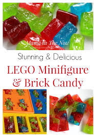 Gummy Bear Decorations How To Make The Most Delicious Lego Candy