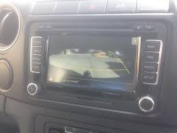 volkswagen amarok reverse camera retrofit 1k8980551 2h0980561 oem