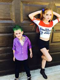 Halloween Costumes Kids 25 Joker Costume Kids Ideas Costume