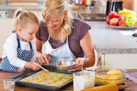 you should take cooking classes with your kids
