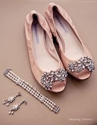 wedding shoes qatar vera wang has the best wedding flats so far bridal shoes