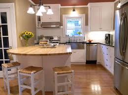 Kitchen Island Wood Countertop 36 Best Wood Countertops Images On Pinterest Butcher Blocks