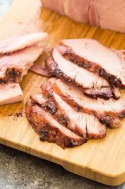 cooker balsamic cherry glazed ham recipe
