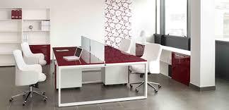 mobilier bureau bordeaux artdesign bureaux design avec plateaux laqués vernis