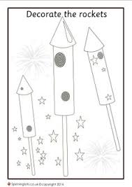 bonfire night colouring coloring pages ages 2