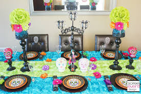 Day The Dead Decoration Ideas Site Image s Day The