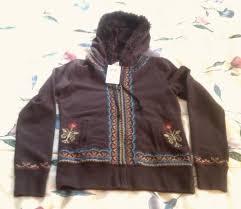 mens sherpa lined hoodie ebay