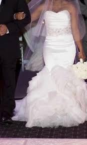 vera wang ethel 2 500 size 12 used wedding dresses