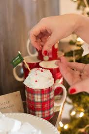 christmas cookie exchange party ideas with pottery barn camp makery