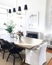 Black And White Dining Room Chairs Our New Dining Chairs 10 Off Wayfair U2013 The Elizabeth Street