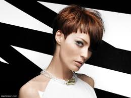 short hairstyles with fringe sideburns short hairstyle with an asymmetrical fringe and blunt side burns