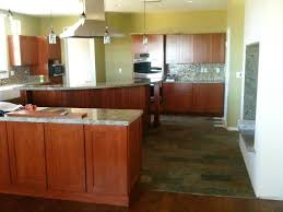 kitchen cabinets and flooring combinations please post pics of