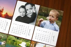 diy mini photo calendar w free printables it u0027s always autumn