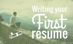 Best Resume Objectives Ever by How To Write Your First Resume Graduate Resume Resume Hacking