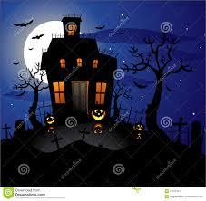 haunted house halloween background stock photos image 14579443