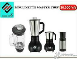 moulinette cuisine moulinette master chef abomey calavi région d atlantique bénin