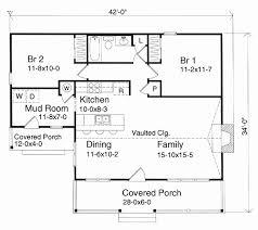 1000 Sq Ft Floor Plans Lovely 1000 Sq Ft 1 Bedroom House Plans