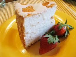 foam cake wikipedia