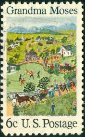 116 best grandma moses images on pinterest grandma moses naive