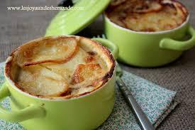 cuisine gratin dauphinois gratin dauphinois كراتان البطاطس les joyaux de sherazade