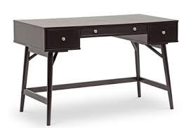 Black And White Computer Desk Desks