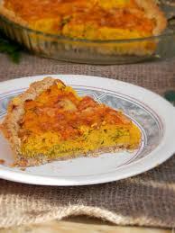 une plume dans la cuisine tarte aux carottes une plume dans la cuisine