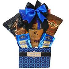 thank you gift baskets thank you desk caddy coffee and treats gift basket chocolate