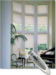 Curtains On Windows With Blinds Inspiration Catchy High Windows Inspiration With Windows Blinds For High