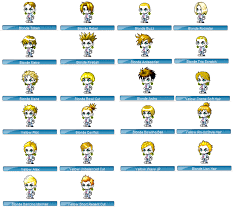 ems hairstyles faces april 2012 archive nexon europe