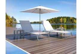 White Modern Outdoor Furniture by Welcome Summer With New Outdoor Furniture Modani Blog