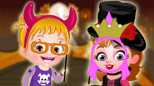 new halloween games baby hazel games for kids 2017 hd youtube
