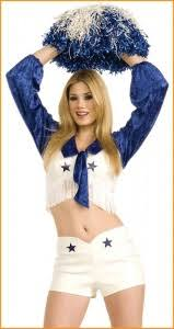 Dallas Cowboys Cheerleader Halloween Costume Buy Dance Costumes Buy Womens Costumes