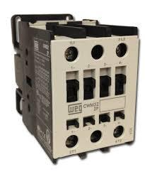 motor contactor wiring diagram components
