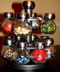 Spice Rack Plano Repurposed Spice Rack Also Like The Idea For Ribbon In The