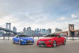 lexus lc 500 review motor trend 2018 lexus lc 500 and lc 500h review autoweb