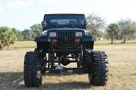 1993 lifted jeep wrangler 383 stroker monster 44 u0027 u0027 boggers free