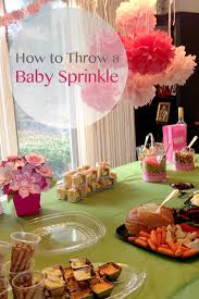sprinkle shower what i learned by hosting a baby sprinkle or what the heck is a