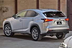silver lexus lexus nx 300h suv silver fire fall base fire fall base
