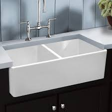 kitchen collection free shipping highpoint collection fireclay bowl farmhouse sink