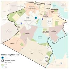 south baltimore gateway partnership created as benefits district the sbgp includes the neighborhoods of barre circle carroll camden industrial area cherry hill federal hill lakeland mount winans otterbein pigtown