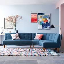 West Elm Sectional Sofa 20 Modular Sofa Designs With Modern Flair